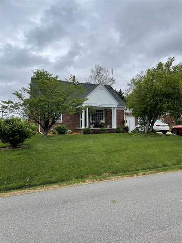 810 E Strain Street, Fort Branch, IN 47648 (MLS #202125458) :: Aimee Ness Realty Group