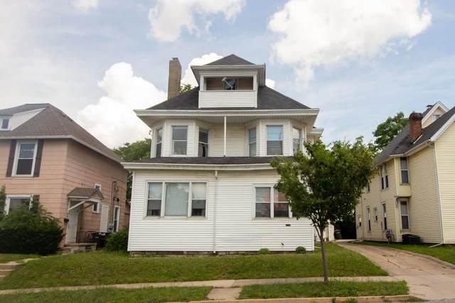 1318 South Street, Lafayette, IN 47901 (MLS #202125464) :: Hoosier Heartland Team | RE/MAX Crossroads