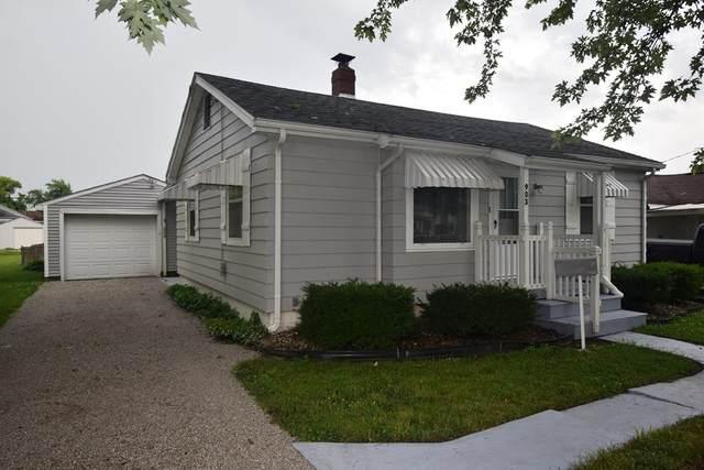 903 W Barner Street, Frankfort, IN 46041 (MLS #202125581) :: The Romanski Group - Keller Williams Realty