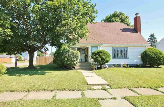 303 E North A Street, Gas City, IN 46933 (MLS #202126032) :: The Romanski Group - Keller Williams Realty