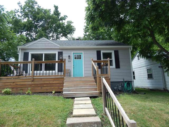 314 S 18th Streets, Lafayette, IN 47905 (MLS #202126198) :: The Carole King Team