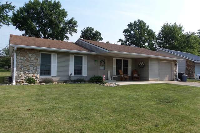 307 Greenwood Drive, Hartford City, IN 47348 (MLS #202126323) :: The Romanski Group - Keller Williams Realty
