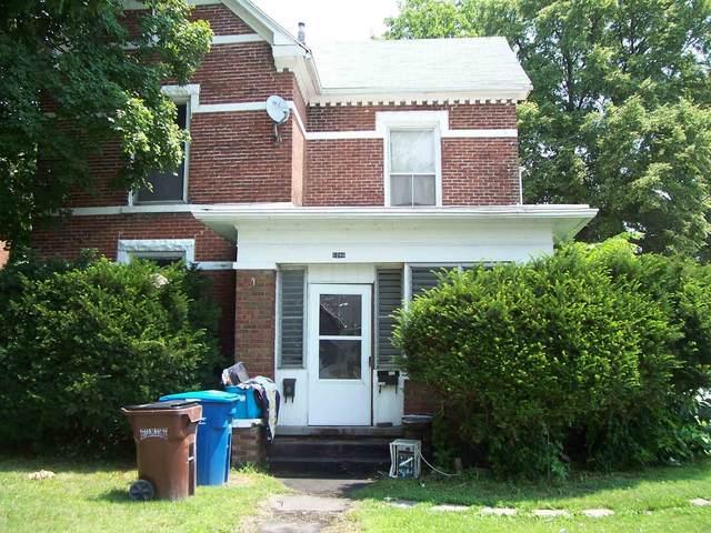 1200 N 3rd Street #2, Logansport, IN 46947 (MLS #202126763) :: The Romanski Group - Keller Williams Realty