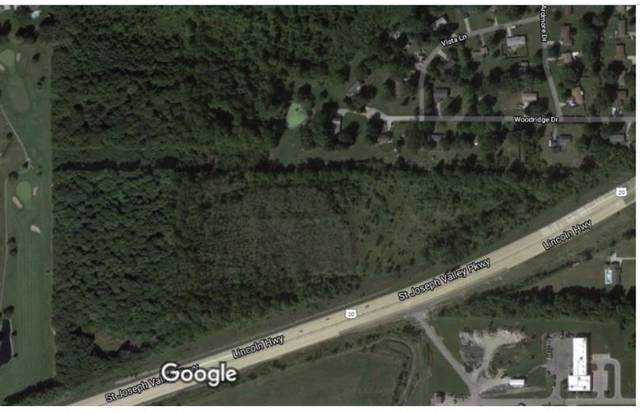 Woodridge Drive, Elkhart, IN 46517 (MLS #202126773) :: Hoosier Heartland Team | RE/MAX Crossroads