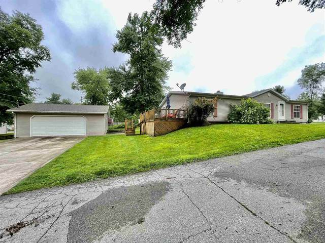307 W Huntington Street, North Webster, IN 46555 (MLS #202126809) :: Aimee Ness Realty Group