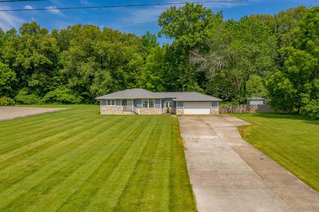 1062 N State Rd 66, Rockport, IN 47635 (MLS #202126859) :: Aimee Ness Realty Group