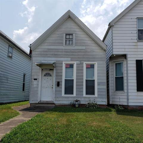 2226 W Illinois Street, Evansville, IN 47712 (MLS #202127087) :: The Harris Jarboe Group | Keller Williams Capital Realty