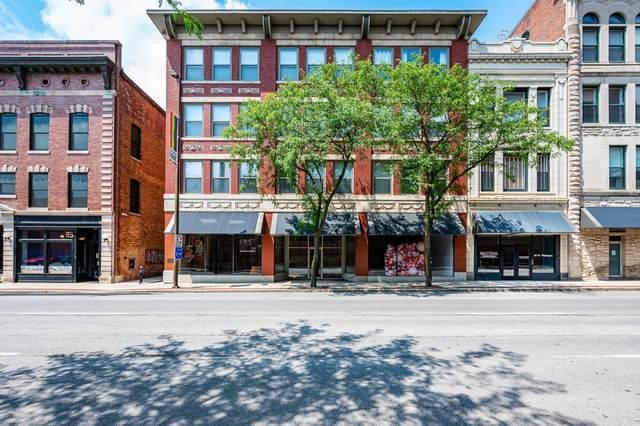 112 W Washington Boulevard #232, Fort Wayne, IN 46802 (MLS #202127140) :: The Harris Jarboe Group | Keller Williams Capital Realty