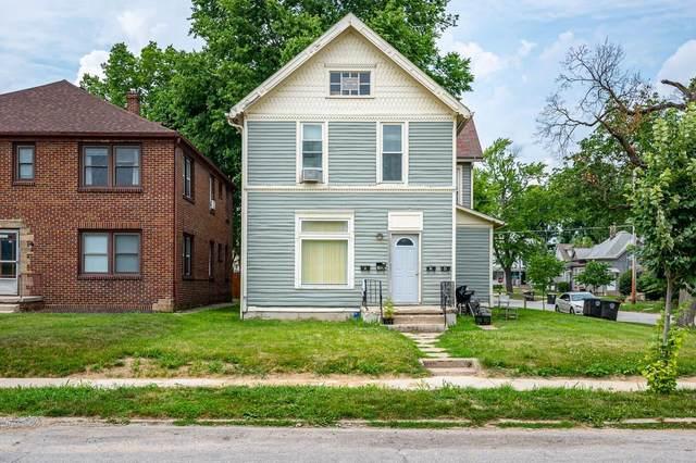 1037 Edgewater Avenue, Fort Wayne, IN 46805 (MLS #202127157) :: Anthony REALTORS