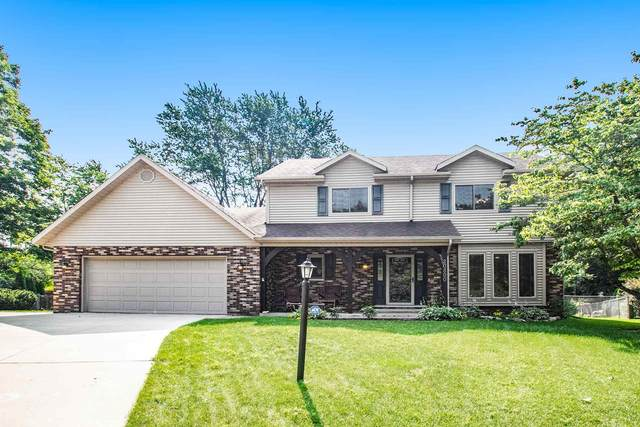 20800 Pipers Court, South Bend, IN 46637 (MLS #202127190) :: Hoosier Heartland Team   RE/MAX Crossroads