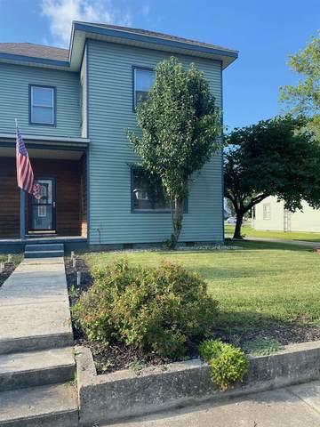 416 E Main Street, Greentown, IN 46936 (MLS #202127302) :: The Romanski Group - Keller Williams Realty