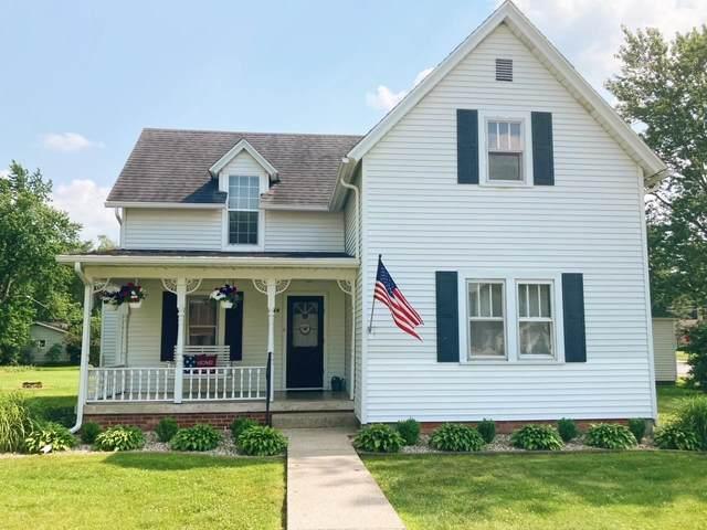 228 W Montgomery Street, Francesville, IN 47946 (MLS #202127350) :: Parker Team