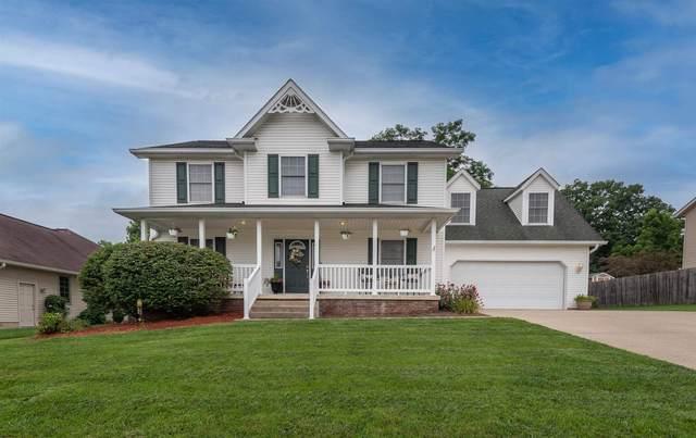 1448 W Adams Hill Circle, Bloomington, IN 47403 (MLS #202127623) :: Hoosier Heartland Team | RE/MAX Crossroads