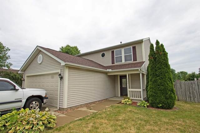 3425 Poland Hill Road, Lafayette, IN 47909 (MLS #202127730) :: The Carole King Team