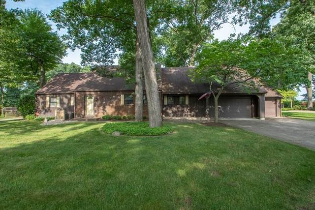 51421 Simmons Drive, South Bend, IN 46637 (MLS #202127737) :: Aimee Ness Realty Group