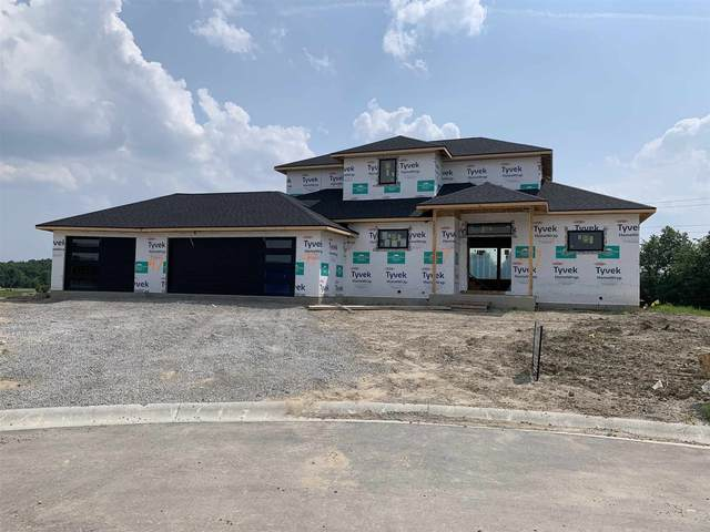 14007 Elderflower Cove, Fort Wayne, IN 46845 (MLS #202127763) :: Hoosier Heartland Team   RE/MAX Crossroads