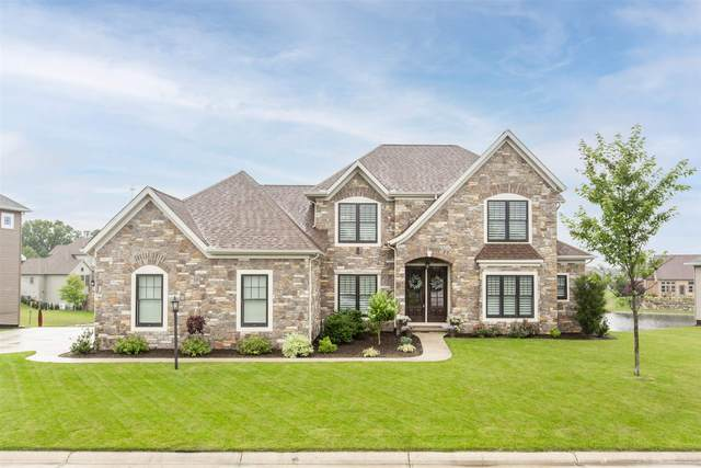 51161 Kerry Glen Drive, South Bend, IN 46637 (MLS #202127772) :: Aimee Ness Realty Group