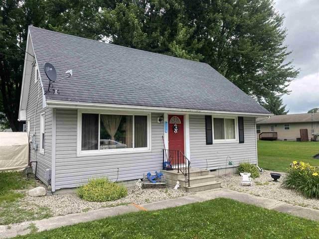 308 N Grant Street, Pierceton, IN 46562 (MLS #202127942) :: JM Realty Associates, Inc.