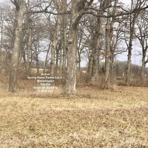 Lot 2 Spring Water Farms Street, Williamsport, IN 47993 (MLS #202128066) :: The Romanski Group - Keller Williams Realty