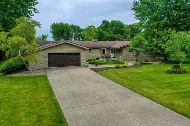 111 W Cicero Heights Drive, Tipton, IN 46072 (MLS #202128193) :: The Romanski Group - Keller Williams Realty