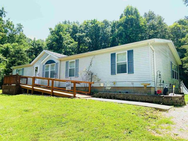 3734 E St Rd 60, Mitchell, IN 47446 (MLS #202128261) :: Aimee Ness Realty Group