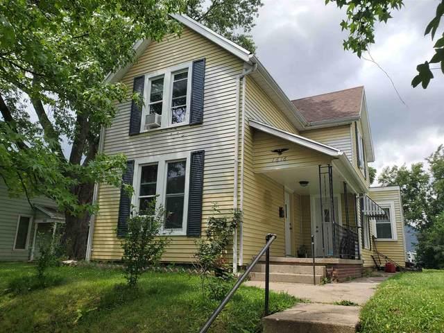 1616 Grove Street, Lafayette, IN 47905 (MLS #202128513) :: Hoosier Heartland Team | RE/MAX Crossroads