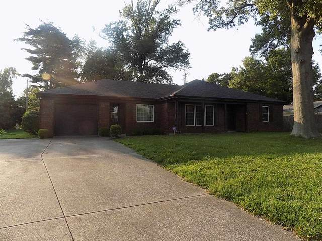 2379 Dundee Drive, Henderson (KY), KY 42420 (MLS #202128686) :: Parker Team