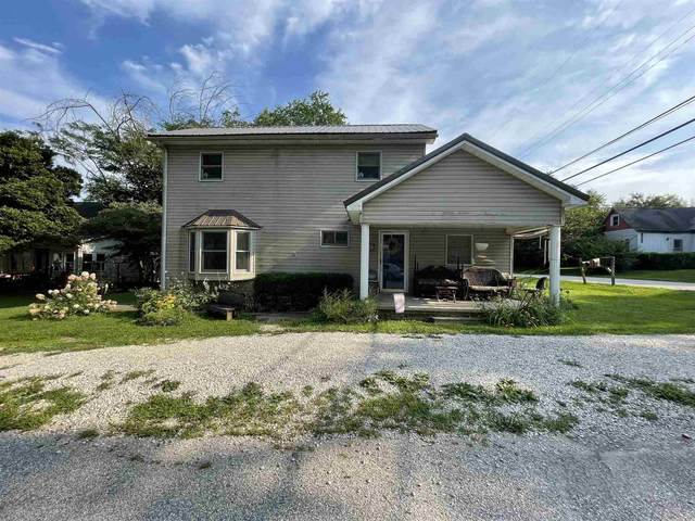 972 Newby Street, Mitchell, IN 47446 (MLS #202128725) :: Aimee Ness Realty Group