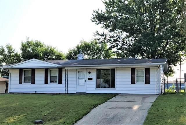 314 N Vickery Lane, Marion, IN 46952 (MLS #202128789) :: The Romanski Group - Keller Williams Realty