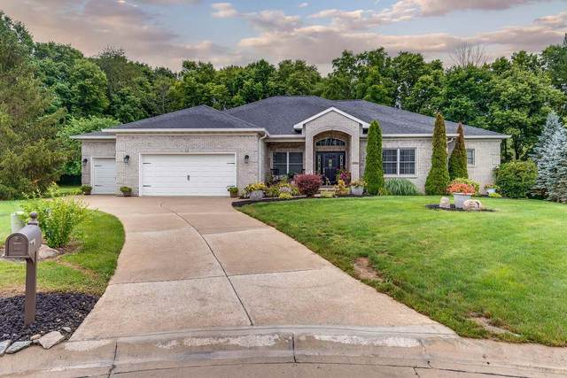 2280 Bunchberry Court, Lafayette, IN 47905 (MLS #202128812) :: The Carole King Team