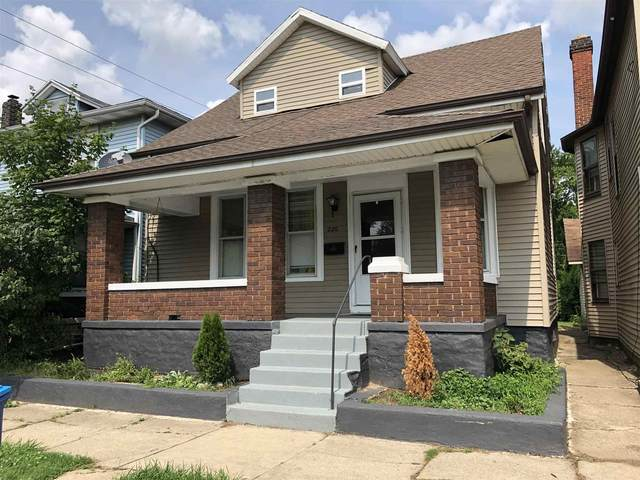 220 13th Street, Logansport, IN 46947 (MLS #202128815) :: Aimee Ness Realty Group