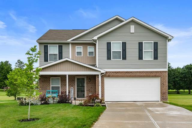 1210 E Pittenger Court, Albany, IN 47320 (MLS #202128823) :: The ORR Home Selling Team