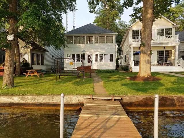 340 E Clear Lake Drive, Fremont, IN 46737 (MLS #202128835) :: JM Realty Associates, Inc.