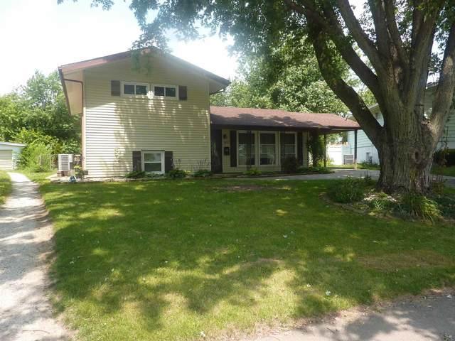 807 Knight Circle Drive, Marion, IN 46952 (MLS #202128838) :: Hoosier Heartland Team | RE/MAX Crossroads