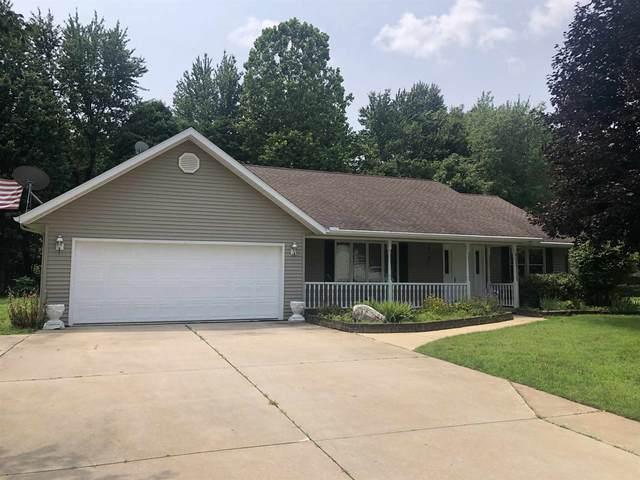 12389 N Creek Bend Lane, Milford, IN 46542 (MLS #202129047) :: TEAM Tamara
