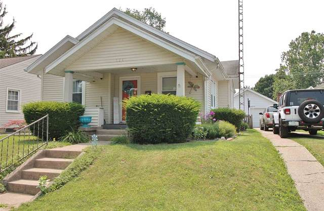 524 E Marshall Street, Marion, IN 46952 (MLS #202129077) :: The Carole King Team