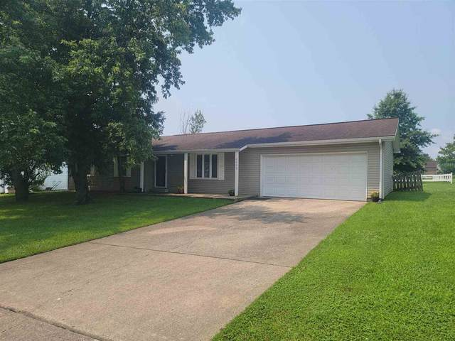 2009 Raymond Drive, Vincennes, IN 47591 (MLS #202129125) :: Anthony REALTORS