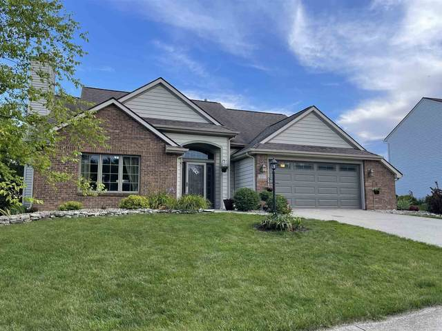 3017 Hawk Spring Hill, Huntington, IN 46750 (MLS #202129128) :: Aimee Ness Realty Group
