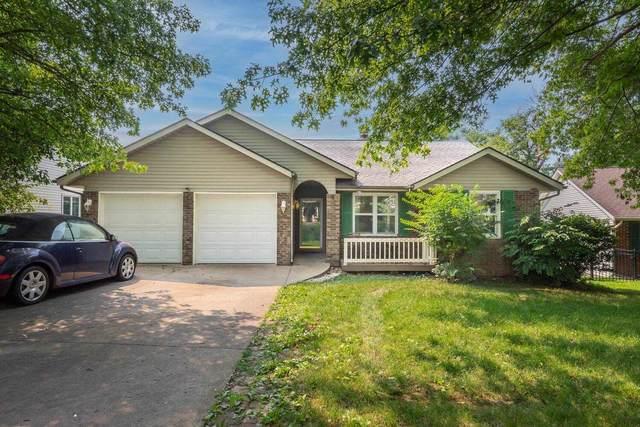 821 W Rosewood Drive, Bloomington, IN 47404 (MLS #202129142) :: JM Realty Associates, Inc.