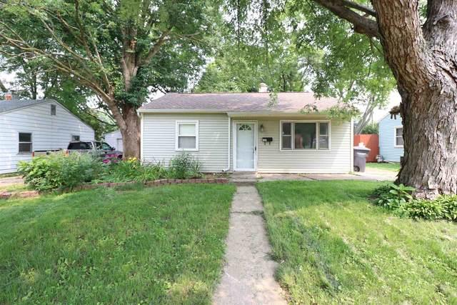 3104 Prairie Lane, Lafayette, IN 47904 (MLS #202129220) :: Parker Team