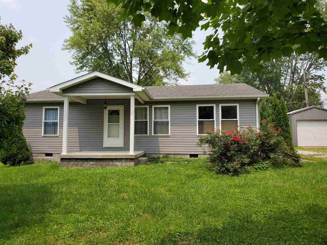 115 W Grissom Avenue, Mitchell, IN 47446 (MLS #202129242) :: Aimee Ness Realty Group