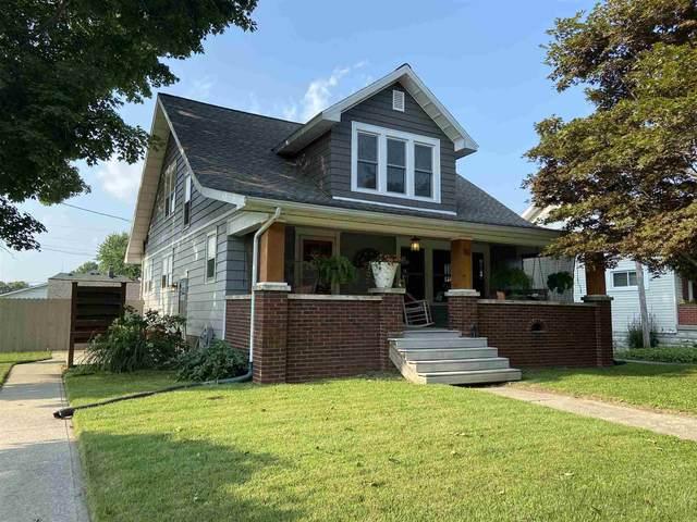 110 W Washington Street, Galveston, IN 46932 (MLS #202129258) :: The Romanski Group - Keller Williams Realty