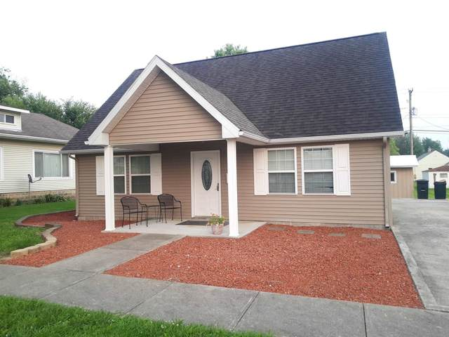 320 W Frank Street, Mitchell, IN 47446 (MLS #202129303) :: Aimee Ness Realty Group