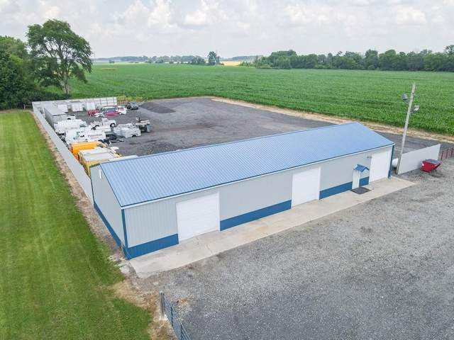 8700 S State Road 3, Dunreith, IN 47337 (MLS #202129331) :: JM Realty Associates, Inc.