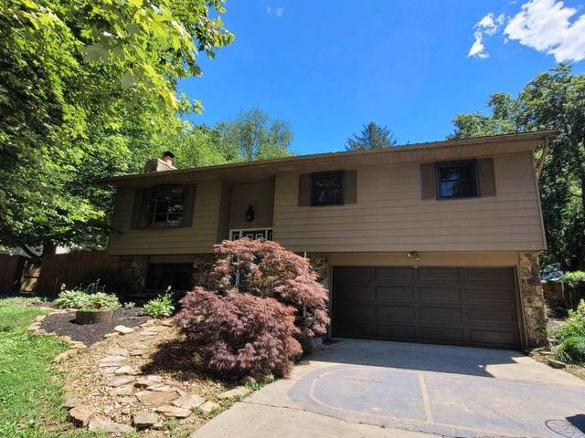 1540 E Cherry Lane, Bloomington, IN 47401 (MLS #202129380) :: Aimee Ness Realty Group
