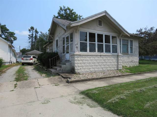 503 S Main Street, Monticello, IN 47960 (MLS #202129382) :: Aimee Ness Realty Group