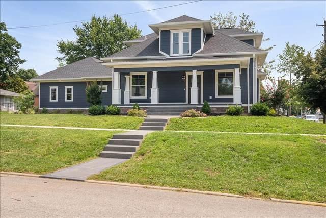 109 W Warrick Street, Owensville, IN 47665 (MLS #202129385) :: Aimee Ness Realty Group