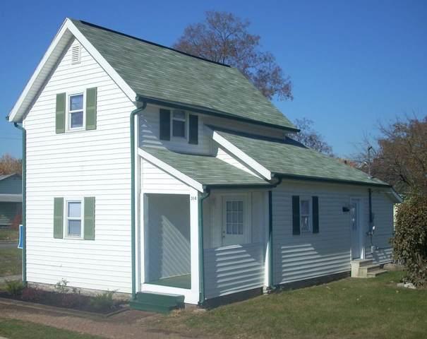 314 W 12th Street, Marion, IN 46953 (MLS #202129428) :: The Romanski Group - Keller Williams Realty