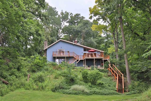 618 Cherrydale Drive, Monticello, IN 47960 (MLS #202129575) :: Aimee Ness Realty Group