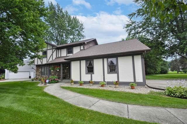 50727 Old Lantern Trail, Granger, IN 46530 (MLS #202129605) :: Aimee Ness Realty Group